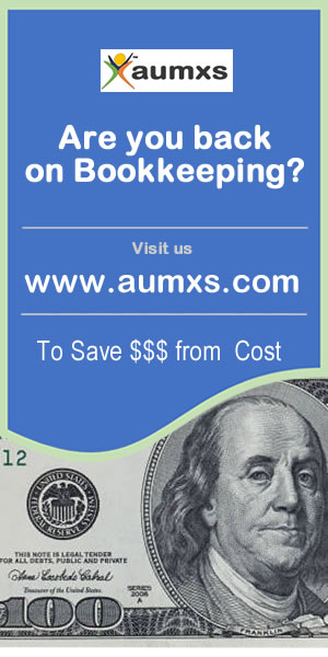 Are you back on bookkeeping?